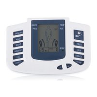 Elektrik Stimulatör Tüm Vücut Relax kas Darbe Masaj Ağrı Kesici Tedavisi TENS Akupunktur Sağlık Makinası