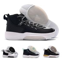 2020 Nueva llegada Zoom Rize TB para hombre entrenadores deportivos zapatos de baloncesto deporte zapatillas de deporte zapatillas de cestas de tobillo alto Tamaño del zapato 40-46