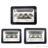LED 200W 300W 400W 투광 조명 야외 LED 홍수 빛 램프 방수 LED 프로젝트 lampTunnel 빛 AC 85-265V