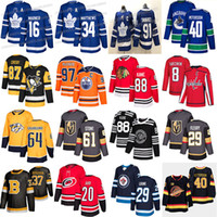 Toronto Maple Leafs 91 Tavares 34 Matthew 16 Marner Vegas Golden Knights 61 Mark Stone Hockey Jerseys