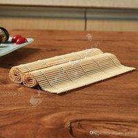 20 세트 스시 롤링 매트 초밥 일본 스시 금형 패드 숟가락 쌀 볼 롤링 도구와 쌀 패들 설정