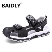 Summer Kids Shoes Casual Children Sandals Outdoor Boys Beach Sandals Gladiator Casual Outdoor Sneakers Sandalia Infantil