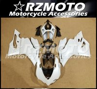 OEM quality Injection mold New ABS Motorcycle Fairing Kits Fit For DUCATI 899 Panigale 1199 899S 1199S 2013 2014 2015 Custom White