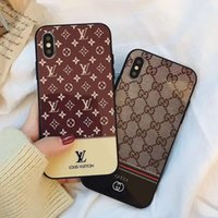 For iPhone X XS XR Max 6 6plus 7 8 7 8 plus Luxury Tempered ...