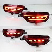 1 conjunto LED Refletor Refletor Lâmpada de Nevoeiro Carro LED Bumper Light Light Light Signal Para Mazda CX-5 CX5 2017 2018 2019 2020