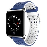 Smart Watch 20 Smart Watch M19 1,3 Zoll IPS Bluetooth Wetter Schritt Herzfrequenz Blutdruck Sauerstoffüberwachung 8 Sportmodus Armband Geschenke