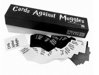 1359pcs / set Le jeu de cartes de bureau de la version Harry Potter, rivalisez avec vos amis et votre fête en famille au Funniest Memes Adult Party Game