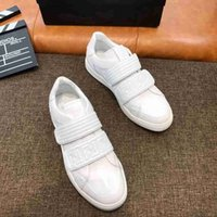 New recommended men' s casual shoes white uppers exquisi...