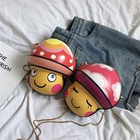 Плечо мода гриб 3 цепные стили сумки мультфильм Tote Crossbody кошельков сумка сумка сцепление женский дизайнер ZJY747 Номов