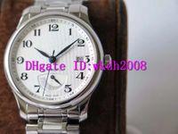 Master Collection L2.666.4.78.6 GS para hombre reloj suizo 2836 mecánico automático 28800vph Fecha Reserva de marcha Pantalla de acero inoxidable reloj de pulsera