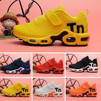 Mercurial Plus Tn مصمم طفل رضيع TN زائد مصمم أحذية رياضية الجري الأطفال صبي الفتيات المدربين Tns أحذية رياضية Chaussures الكلاسيكية من أجل enfants