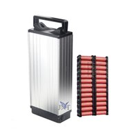 free shipping high-quality ebike battery bike 52v 20AH for 750W to 1.2KW motor +2A Charger