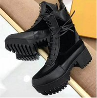 18 Fashion leather star women shoes woman boots leather shor...
