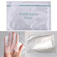 15PCS / Lot Antigel Membrane pour cryothérapie dispositif Minceur 14 * 10CM Anti gel masque à membrane Mini Pad pour Fat Gel beauté Machine