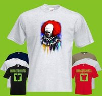 Its Play TIme Lou Halloween Clown Horror Art Graphic T Shirt...