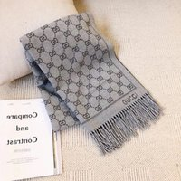 High quality Double printing scarf Luxury