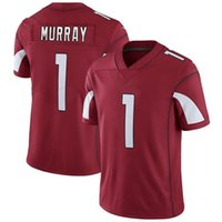 1 Kyler Murray Men Jerseys 11 Larry Fitzgerald 31 David John...