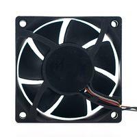 Toptan yepyeni orijinal ADDA 7025 7cm AD07012DB257300 12V CPU fanı soğutma