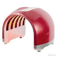 여드름 주근깨 제거 LED 광자를 들어 LED 라이트 치료 얼굴 기계 4 색 PDT 장치는 PDT 라이트 휴대용 아름다움 기계 살롱 UsePDT 마스크