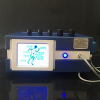 Equipo profesional extracorpóreo de la terapia de onda de choque Equipo neumático Terapia de onda de agua para el tratamiento del hombro Tratamiento de la máquina de masaje de atención médica