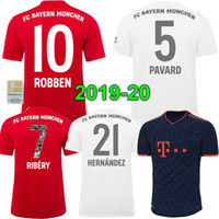 19 20 Top Thailand JAMES RODRIGUEZ Soccer jersey 2019 2020 L...