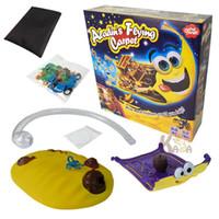 Super interesante Sabiduría para niños Juego de escritorio equilibrado Alfombra mágica suspender Alfombra mágica Juego interactivo Los mejores juguetes para niños fr