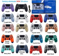 SHOCK 4 Gamepad Wireless Bluetooth Controller for PS4 Vibrat...