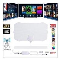 Televizyon Bölümleri için Kapalı TV Antena 200 Mile Aralığı Anten TV Dijital HD Skywire 4K Dijital Kapalı HDTV 1080P TV Antenler