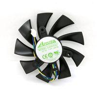 New Original GA92S2U PFTA DC12V 0.46A para New Original GA92S2U PFTA DC12V 0.46A para PARA cartão ZOTAC GTX 1070Ti 1080Ti MI Gráficos ventilador de refrigeração