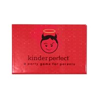 KinderPerfect The Hilarious Parents Party Card Game Kinder P...