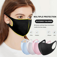 DHL Ship Disposable Face Masks 3- Layer Dustproof Mouth Anti ...