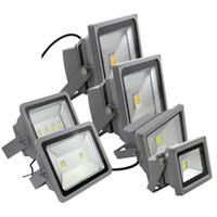 10W 20W 30W 50W 100W 150W 200W lampe de projection du projecteur projecteur LED de publicité de signes de spots extérieurs étanche AC85-265V