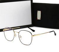 رجل إمرأة قصير النظر نظارات شمسية Adumbral عن رجل إمرأة سهل مكافحة أزرق فاتح الجودة زجاج العليا مع صندوق