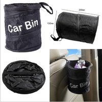 Foldable Rubbish Dustbin Can Bucket Trash Can Garbage Dust B...