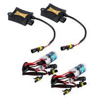 55W DC 12V 크세논 HID 키트 H7 6000K 화이트 헤드 라이트 헤드 램프 자동차 헤드 램프 싱글 라이트 헤드 라이트 무료 배송