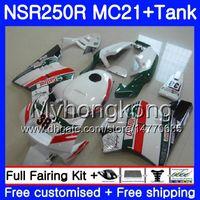 Впрыск для HONDA NSR 250R 250 R MC21 PGM3 NSR250R 90 91 92 93 264HM.21 NSR250 R RR Nsr250rr Castrol Red hot 1990 1991 1992 1993 обтекатели
