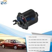 CRV 97-98 For ZUK Oto Sıvı Filtresi Yakıt Süzgeç Seti İçin HONDA İçin Accord 94-97 Civic 96-97 Odyssey 96-98