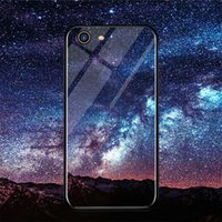cassa del telefono di vetro all'ingrosso stellato personalizzato mobile per l'iPhone XS MAX temperato cassa del telefono mobile di vetro