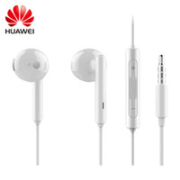 Original Huawei AM115 Earphone With Mic Stereo Earphone Earb...