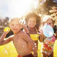 111 بالون المياه الملونة شغل مذهلة ماجيك قنبلة لعبة لعبة الصيف الأطفال اللعب في الهواء الطلق