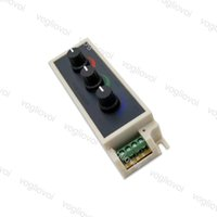 Dimmer независимый контроль RGB ROB Switch DC12-24V 3CH Осветительные аксессуары для модуля полосы Жесткая строка строки DHL