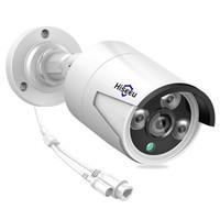 Hiseeu HB612 1080 وعاء 2.0mp 3.6 ملليمتر poe البسيطة رصاصة كاميرا ip حالة المعادن للماء ، ومناسبة للاستخدام في الأماكن المغلقة / في الهواء الطلق