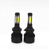 DHL Fedex LED expédition 100 kits H4 H7 9003 HB2 H11 LED H1 H3 H8 H9 880 9005 9006 H13 9004 9007 Phares Auto 12V Led