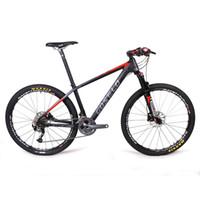 كوستيلو هجوم دراجة mtb الإطار الكربون bicylce الدراجة الجبلية خفيفة 27.5 mtb الإطار المجموعات الأصلية عجلات السرج شريط الإطارات