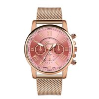 Unisex men women PVC watches fashion geneva Silicone watch m...