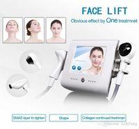 2019 منتجات جديدة رفع التركيز RF تشديد الجلد إزالة التجاعيد الوجه تجديد الوجه آلة مكافحة الشيخوخة التكنولوجيا عالية للتكنولوجيا