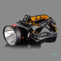 Atacado-30000 Lumens 2 modos de faróis LED 90 graus ajustável Head Lamp impermeável Pesca recarregável Ciclismo Farol com carregador