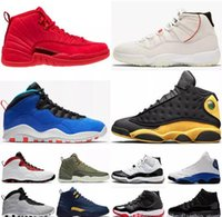 mens 12 12s Gym Red basketball shoes Tinker 10s Platinum Tin...