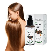 100ML Morocco Argan Oil Hair Essential Oil Repair Color Prot...