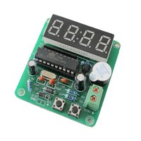 Digital C51 4 Bits Elektronische Uhr Elektronische Production Suite DIY Kits